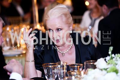 Judy Esfandiary. Photo by Tony Powell. 2015 NMWA Gala. April 10, 2015