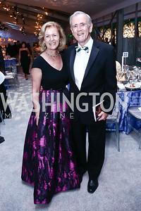 Ireland Amb. Anne Anderson, Martin Wheeler. Photo by Tony Powell. 2015 NSO Season Opening Ball. September 20, 2015