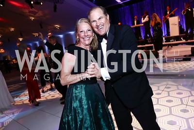 Anne Altman and Dan Pelino. Photo by Tony Powell. 2015 NSO Season Opening Ball. September 20, 2015