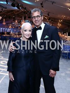 Elise and Marc Lefkowitz. Photo by Tony Powell. 2015 NSO Season Opening Ball. September 20, 2015