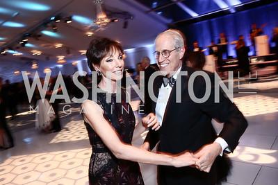Liz Friedman, Paul Friedman. Photo by Tony Powell. 2015 NSO Season Opening Ball. September 20, 2015