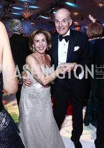 Cathy and Scott McCulloch. Photo by Tony Powell. 2015 NSO Season Opening Ball. September 20, 2015