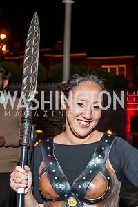 Tracy Washington. Photo by Tony Powell. 2015 Night Nouveau. Halcyon House. October 10, 2015