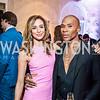 Erika Gutierrez, Aaron Jackson. Photo by Tony Powell. 2015 Noche de Pasion. Residence of Panama. November 14, 2015