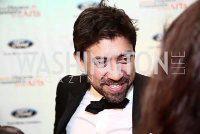 Alfonso Gómez Rejón . Photo by Tony Powell. 2015 Noche de Gala. October 6, 2015