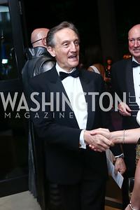 Itay Amb. Claudio Bisogniero. Photo by Tony Powell. 2015 Opera Ball. June 6, 2015