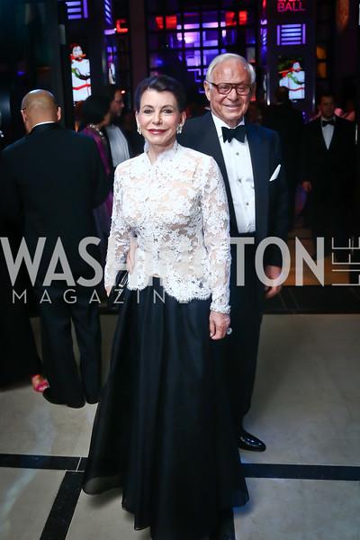 JoAnn and John Mason. Photo by Tony Powell. 2015 Opera Ball. June 6, 2015