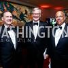 Justice Samuel Alito, Russell Deyo, Homeland Security Secretary Jeh Johnson. Photo by Tony Powell. 2015 Opera Ball. June 6, 2015