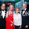 Philip and Nina Pillsbury, Wilma and Stuart Bernstein. Photo by Tony Powell. 2015 Opera Ball. June 6, 2015