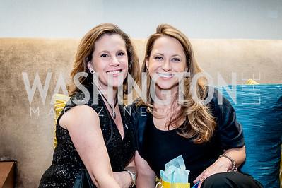 Sherri Nadeau, Melanie Jones. Photo by Tony Powell. 2015 Salute to Service Gala. November 20, 2015