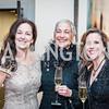 Lori Welsh, Mo Kennedy, Sherri Nadeau. Photo by Tony Powell. 2015 Salute to Service Gala. November 20, 2015