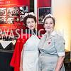 Rhonda Linovitz, Nancy Hill. Photo by Tony Powell. 2015 Salute to Service Gala. November 20, 2015