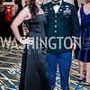 Chelsea and Jeremy Haynes. Photo by Tony Powell. 2015 Salute to Service Gala. November 20, 2015