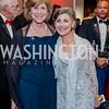 Gail McGovern, Anne Maria Larsen. Photo by Tony Powell. 2015 Salute to Service Gala. November 20, 2015