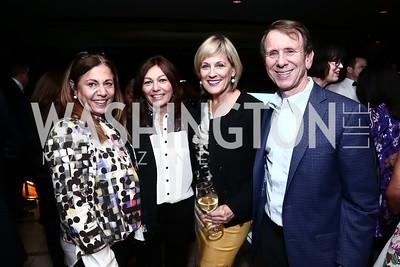 Symcha Weinblatt, Martha Ein, Marcy and Neil Cohen. Photo by Tony Powell. Save a Child's Heart. Howard Theater. November 1, 2015