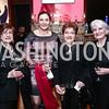 Naira Babayan, Rita Balian, Marie Balian, Doris George. Photo by Tony Powell. Save a Child's Heart. Howard Theater. November 1, 2015