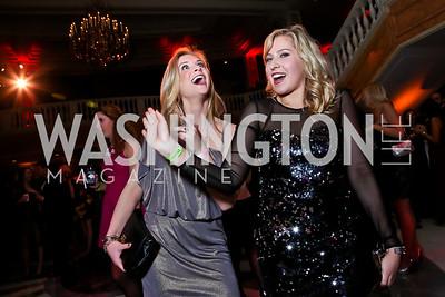 Lauren Kennedy, Caroline Westerman. Photo by Tony Powell. 2015 SOME Junior Gala. February 7, 2015