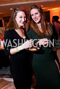 Kaylin Wainwright, Cassandra Many. Photo by Tony Powell. 2015 SOME Junior Gala. February 7, 2015