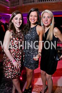Meredith Miller, Molly Nesbitt, Caitlin Taylor. Photo by Tony Powell. 2015 SOME Junior Gala. February 7, 2015