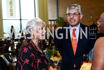 Barbara Lang, Marco Aguilar. Photo by Tony Powell. 2015 Step Afrika Gala. HU. June 4, 2015