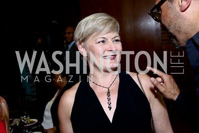 Rhonda Buckley. Photo by Tony Powell. 2015 Step Afrika Gala. HU. June 4, 2015