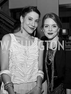 Irene Lucio, Sara Tisdale. Photo by Tony Powell. 2015 Studio Theatre Gala. February 7, 2015