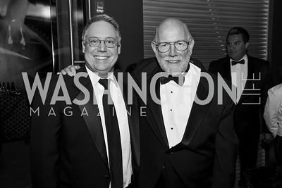 Jon Danforth, Mark Foster. Photo by Tony Powell. 2015 Studio Theatre Gala. February 7, 2015