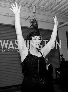 Sabrina Mandell. Photo by Tony Powell. 2015 Studio Theatre Gala. February 7, 2015