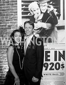 Jodi and Darrin Rogers. Photo by Tony Powell. 2015 Studio Theatre Gala. February 7, 2015