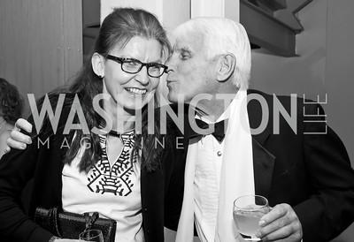 Trish Smith, Carl Nash. Photo by Tony Powell. 2015 Studio Theatre Gala. February 7, 2015
