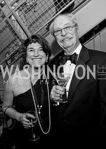Linda Skalet, Jean Kilby. Photo by Tony Powell. 2015 Studio Theatre Gala. February 7, 2015