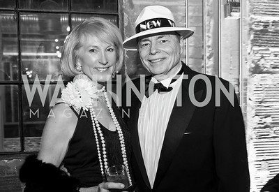 Lola Reinsch, Bill Detty. Photo by Tony Powell. 2015 Studio Theatre Gala. February 7, 2015