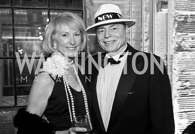 Lola Reinsch, Bill Detty. Photo by Tony Powell. 2015 Studio Theatre Gala. February 7, 2015
