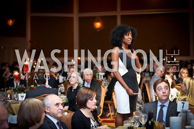 Jennifer Boone. Photo by Tony Powell. 2015 Teach for America Gala. Omni Shoreham. March 4, 2015