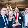 Mitch and Cindy Stark, Bud Hawk, Corey Hawk. Photo by Tony Powell. Uncorked. NMWA. November 21, 2015