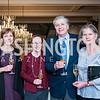 Denise Schleckser, Cindy Greenberg, Ben and Barbara Giliberti. Photo by Tony Powell. Uncorked. NMWA. November 21, 2015
