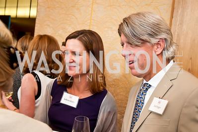Katherine Bradley, Jon Fregger. Photo by Tony Powell. 2015 Voices Against Violence. May 14, 2015