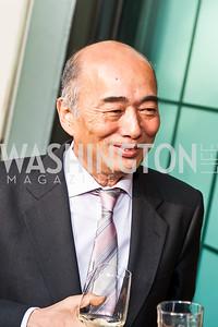 Japan Ambassador Kenichiro Sasae. Photo by Tony Powell. 2015 Voices Against Violence. May 14, 2015