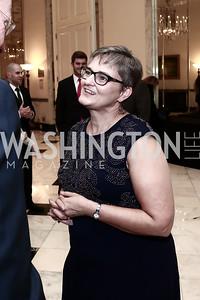 Executive Director Joy Olson. Photo by Tony Powell. 2015 WOLA Human Rights Awards. Mayflower. October 28, 2015