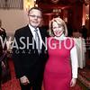 Mario Velasquez, Susan Ginsburg. Photo by Tony Powell. 2015 WOLA Human Rights Awards. Mayflower. October 28, 2015