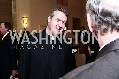 Fr. Andrew Small. Photo by Tony Powell. 2015 WOLA Human Rights Awards. Mayflower. October 28, 2015