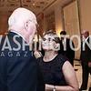 Sen. Patrick Leahy, Executive Director Joy Olson. Photo by Tony Powell. 2015 WOLA Human Rights Awards. Mayflower. October 28, 2015