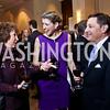 Harriet Lipkin, Kathleen Noreau, Jay Tannon. Photo by Tony Powell. WPCF Congressional Dinner. Mandarin Oriental. February 4, 2014