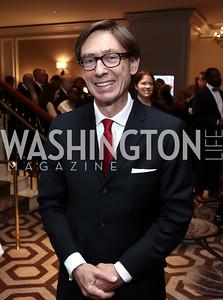 Germany Amb. Peter Wittig. Photo by Tony Powell. 2015 World Affairs Council Gala. Ritz Carlton. June 9, 2015
