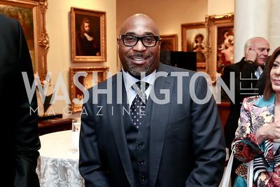 Celebrity Chef G Garvin. Photo by Tony Powell. 2015 World Affairs Council Gala. Ritz Carlton. June 9, 2015