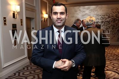 Tajikistan Amb. Farhod Salim. Photo by Tony Powell. 2015 World Affairs Council Gala. Ritz Carlton. June 9, 2015