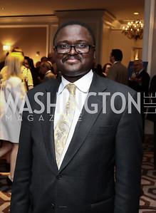 Zambia Amb. Palan Mulonda, Mutinta Mulonda. Photo by Tony Powell. 2015 World Affairs Council Gala. Ritz Carlton. June 9, 2015