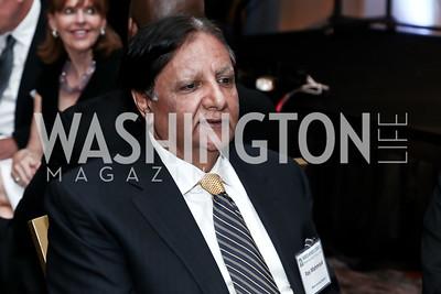 Ray Mahmood. Photo by Tony Powell. 2015 World Affairs Council Gala. Ritz Carlton. June 9, 2015