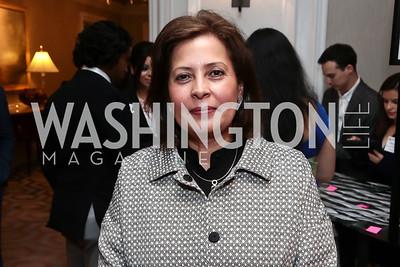 Libya Ambassador Wafa Bugaighis. Photo by Tony Powell. 2015 World Affairs Council Gala. Ritz Carlton. June 9, 2015
