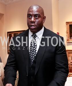 Magic Johnson. Photo by Tony Powell. 2015 World Affairs Council Gala. Ritz Carlton. June 9, 2015